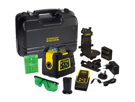 FATMAX® σετ περιστροφικου laser πρασινης δεσμης